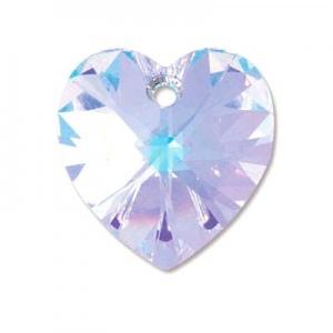 Vendita cuore swarovki 6228 di qualità per bigiotteria fai da te
