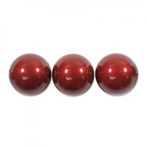 Vendita perle Swarovski 5810 bordeaux