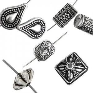 Vendita Distanziatori in argento anticato 925 per bigiotteria fai da te su Luvybijoux - Il negozio on-line numero uno in italia per qualità prezzi e assistenza agli acquisti