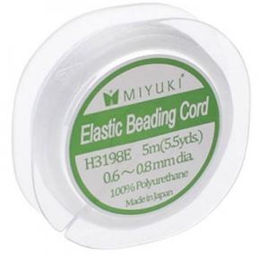 Vendita filo elastico Miyuki per bigiotteria fai da te
