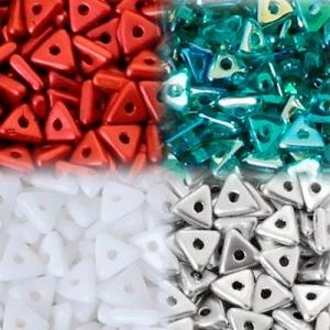 Vendita online perline tri-bead