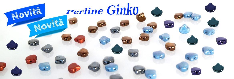 NOVITà Perline Ginko